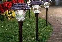 LD_ОСВЕЩЕНИЕ в саду / Вдохновляющие идеи осветительных элементов и концепции освещения на участке