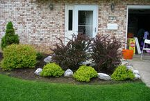 Front yard / Front landscaping ideas for zone 8 - 9 / by Colleen Lester
