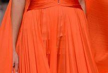 """Fashion-Absolutely Fabulous""""Orange"""""""
