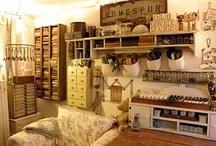 Craft Room Storage/Organization