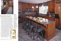 Modern Shaker Style Kitchen Project | Worcestor PA / Modern Shaker Style Kitchen Project | Worcestor PA