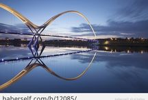 Architectural Masterpiece Bridges
