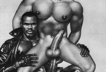 Tom of finland & other men