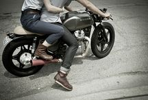 Bike Ideas For MY CX 500