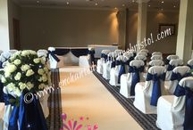 Styling   Filton Holiday Inn Bristol / Filton Holiday Inn Bristol Wedding and party decorations all done by Enchanted Weddings, Events and Parties. www.enchantedbristol.co.uk