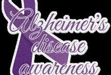Alzheimer's Awareness / by Pat Henry