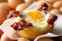Recipes - Breakfast / Muffins / Ideas for breakfast
