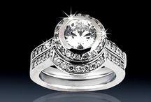 A girls best friend, DIAMONDS! / by 1 Elegant Event Wedding & Event Planning
