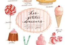 vintage bakery pictures