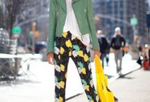 Street Style / by Laura Colten