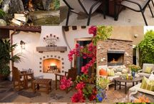 Outdoor: Fireplaces
