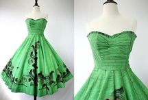 Full skirt dresses