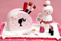 Girls' Bday / cakes & cookies ideas