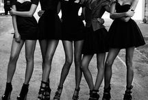 Mini skirts and heels / by Lilly Perkins