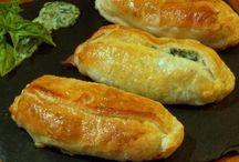 Salmon en Hojaldre