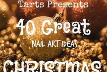 Crumpet Nail Tarts Presents - Christmas / Crumpet Nail Tarts Presents 40 Great Nail Art Ideas