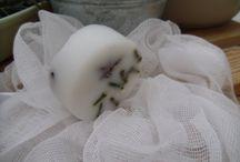 Mýdla / Domácí výroba mýdla