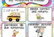 School - Classroom Management  / by Shannon Blackburn