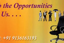 HR Manpower Placement Services by DABS India  / DABS India ensures the selection of the right candidate for the right job, with the right attitude and motivation.
