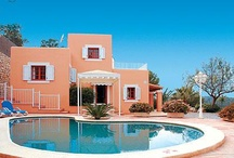 Lovely villas to rent