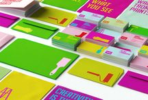 Creative Business Cards / Collection of Creative Business Cards