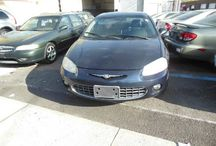 Used 2001 Chrysler Sebring for Sale ($2,900) at Paterson, NJ / Make:  Chrysler, Model:  Sebring, Year:  2001, Body Style:  Tractor, Exterior Color: Blue, Interior Color: Black,  Vehicle Condition: Excellent, Mileage:96,000 mi, Engine: 6Cylinder, Fuel: Gasoline Hybrid, Transmission: Automatic.   Contact: 973-925-5626   Car id (56646)