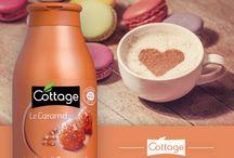 ♥ Caramel Cottage / Mondialement connu, la fabrication de caramel s'est considérablement développée mais elle évoque toujours la tradition, une saveur authentique des produits régionaux ainsi que le goût du terroir.