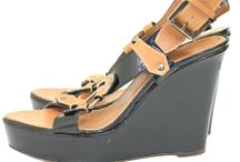 Platform sandals!