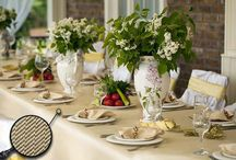 Rectangle Tablecloths for Events / Rectangle tablecloths in 24 premium fabrics including Havana Linen, Spandex Covers, Spun Polyester, Stripe Patterned, etc. with plenty of vivid colors to choose from. Wow your guests and clients with our high-quality linens for your next event or party.