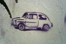 Inspiration - Street art / Graffiti, Stencil