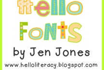 Get Crafty - Freebies and Fonts / by Stacy
