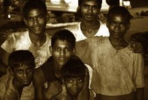 Noi bambini dello ZOO di Guwahati