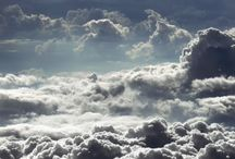 Cloud Illusions / Clouds - ever changing, almost impossible to encapture onto canvas.