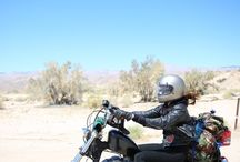Women & Motorcycling / Women have always been involved in motorcycling, which has traditionally been viewed as predominately a man's world. These photos showcase otherwise!