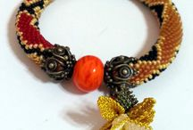 Bead Bracelet / Handmade jewellery