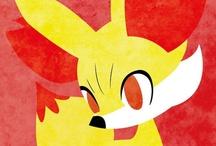 Pokémon starters All