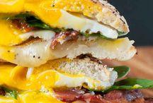 Sandwiches/Snacks