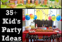 Kids Parties / by brandi blum