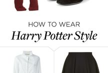 SF Harry Potter