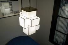 AYREHANG minimalist lamp / Modern, minimalist lamp by GLARECT
