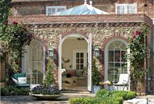 Orangeries / A collection of traditional orangeries for a light and airy living space. Luke Jackson
