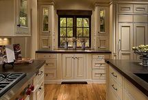 design | kitchen / by Hannah Andrews