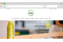 Portfolio Diseño Web / Trabajos realizados de diseño y desarrollo web por Webbing Barcelona.