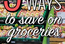 Money Saving Groceries