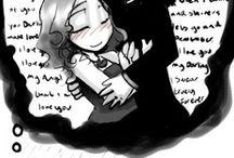 Severus & Hermione / Porque el Dramione es mi shipp favorito, así debió terminar Harry Potter