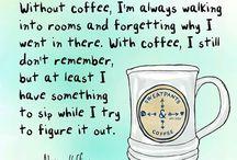 Coffee is my lifeblood ☕️