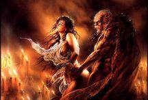 Diable / démon- sexe