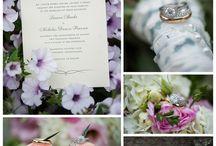 Wedding Rings / www.salandbella.com / by Chrissy Olson