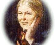 Charlotte Mason / I homeschool using Ambleside Online .org, which closely follows Charlotte Mason's philosophy.  Here are links to her own works, and others' interpretations of them, as well as some of the other CM curriculum available.