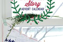 Advent / Prayers, crafts, and more to help you and your family prepare for the coming of Christ.